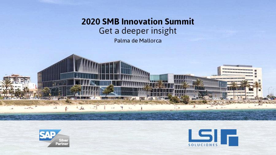 smb innovation summit SAP Mallorca lsisoluciones