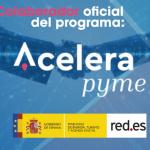 Programa Acelera PYME, LSI soluciones colaboradores oficiales
